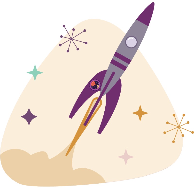 Rocket boost learning and development