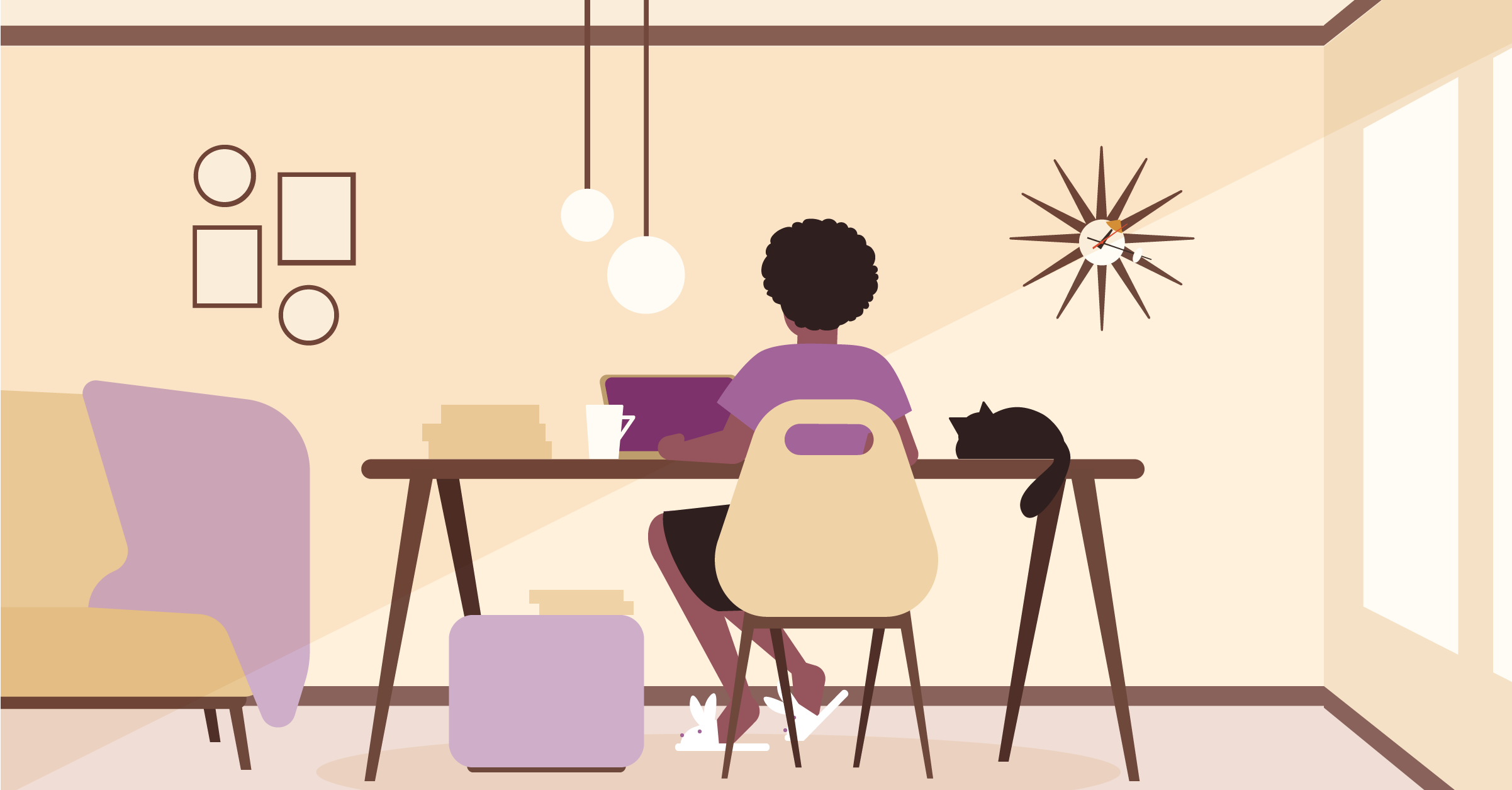 How to Boost Productivity and Happiness While Working from Home
