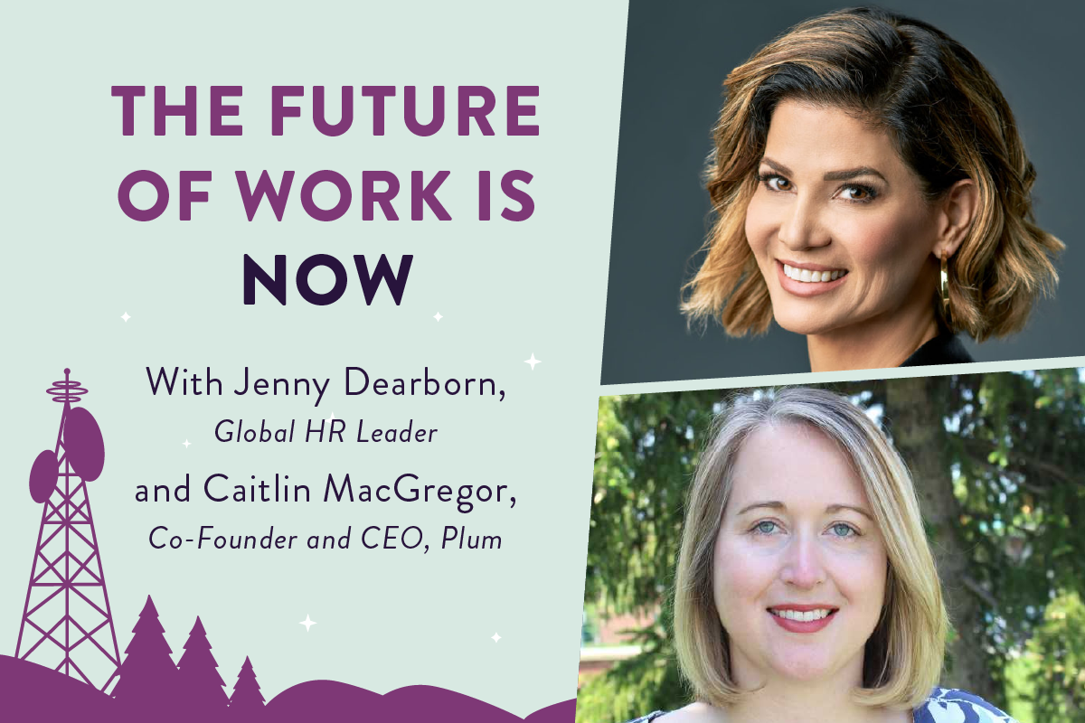 Plum Jam Session: The Future of Work is Now