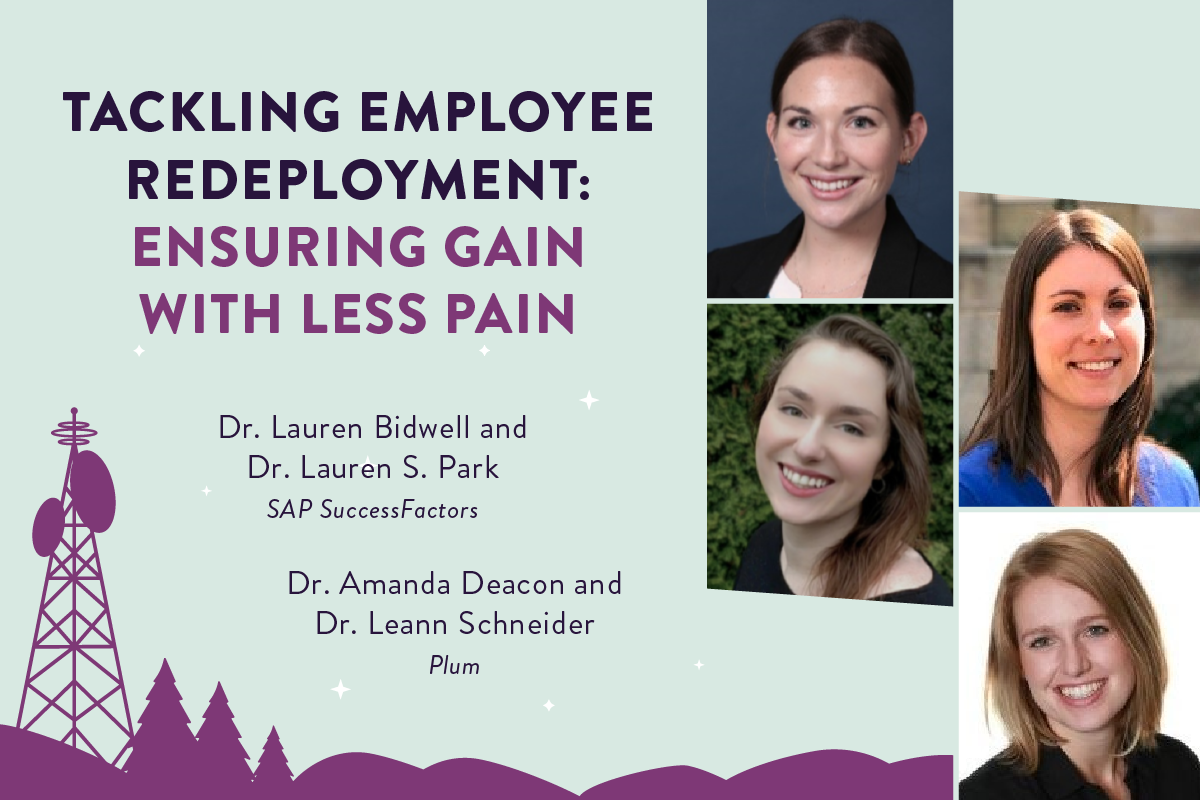 Plum Jam Session: Tackling Employee Redeployment (SIOP)